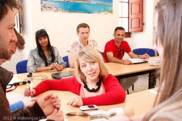 Learn English with our English language course on Malta, hotelpraktika.eu