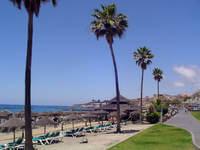 Strandpromenade von Gran Canaria