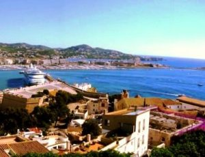 Internships abroad location Ibiza