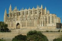 Mallorca, Kathedrale in Palma