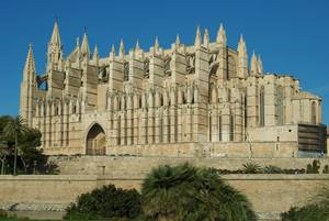Mallorca, Cathédrale de Palma