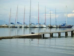 Gita in barca a Corfù