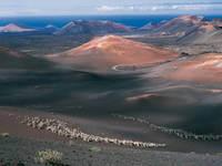 Landschaft von Lanzarote