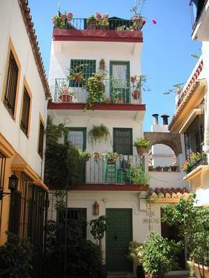 Marbella architettura