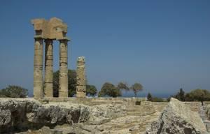 Ruines de Rhodes