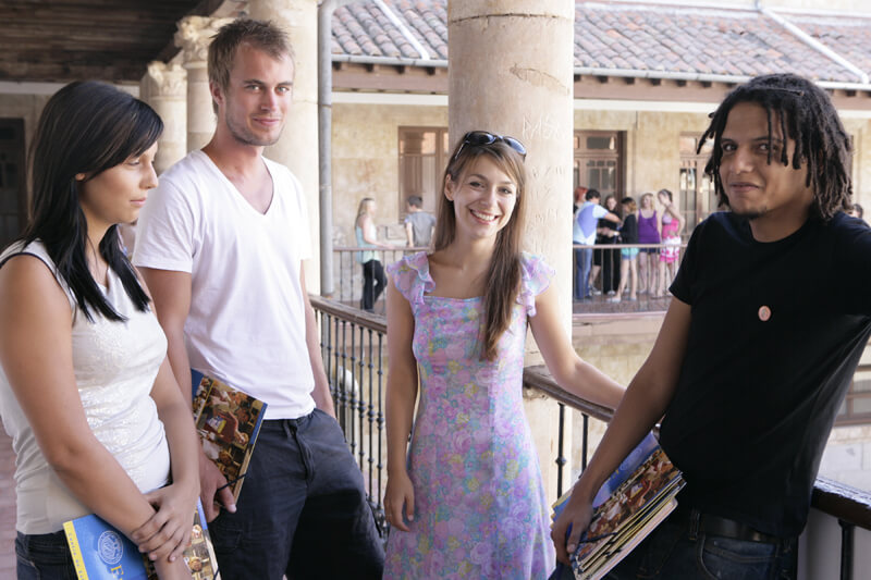 Curso de español en España Salamanca