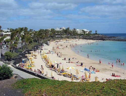 Hotel internship on Lanzarote
