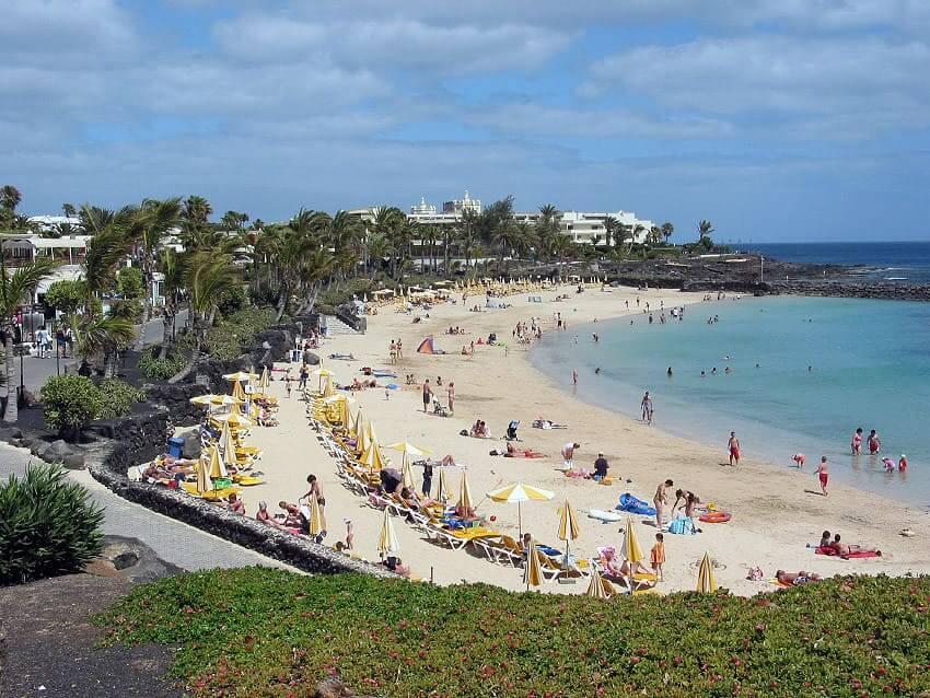 hotel internship on Lanzarote