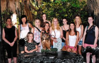 hotel internship on tenerife trip to Loro Park