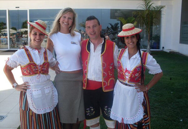 hotel internships on the canary islands