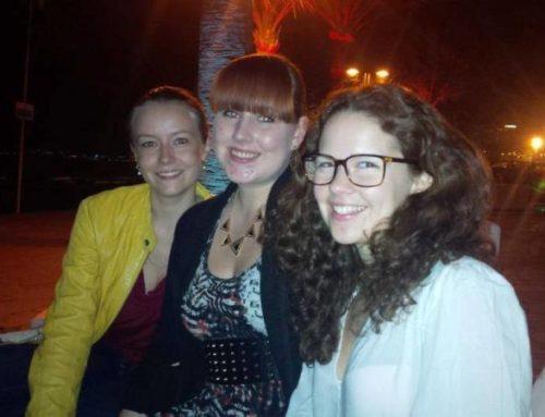 Aimee´s experience as an intern on Tenerife