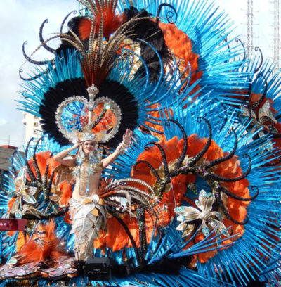 Canary Islands_ Carnival in Santa Cruz
