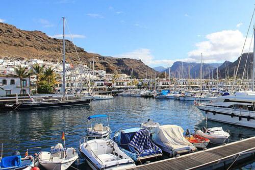 internship Gran Canaria