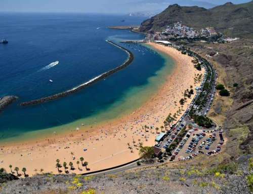Internship Spain – top 10 on Tenerife