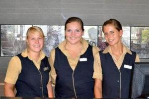 Internships abroad_Reception Department