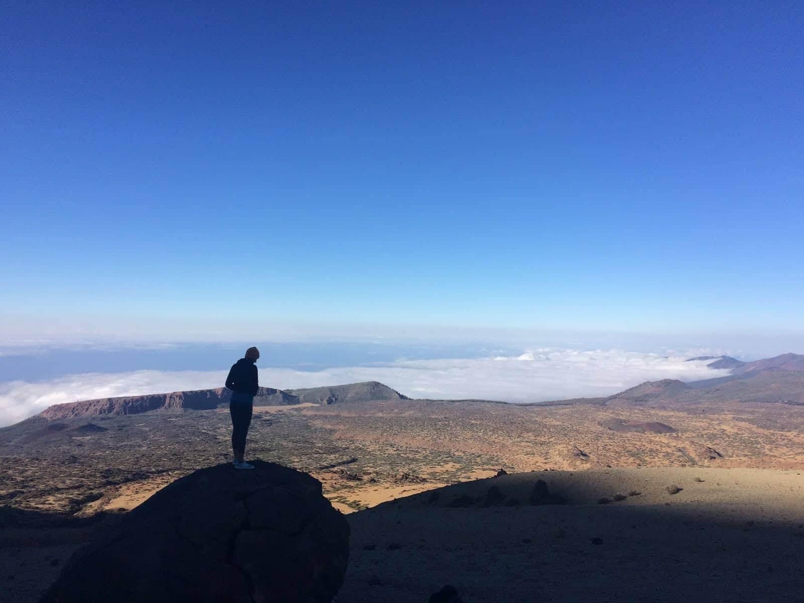 Internship abroad Tenerife