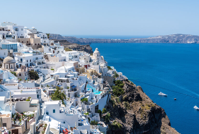 Placement abroad Greece