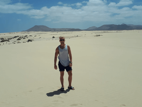 work experience Fuerteventura