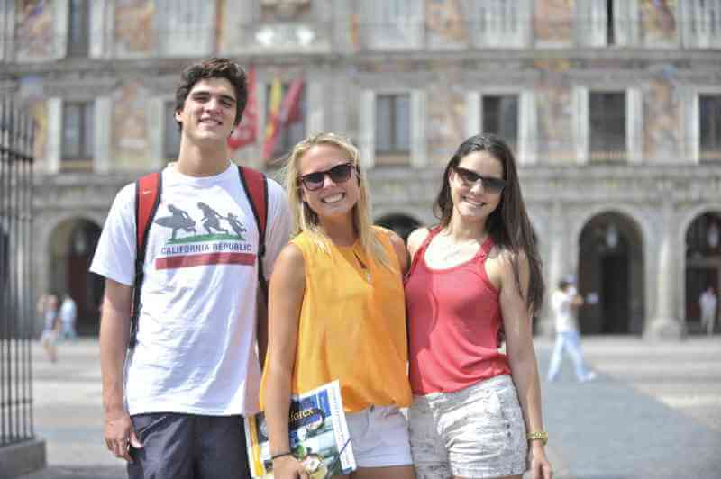 Cours de langues espagnol_à l'étranger