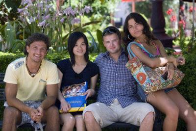 Corso di lingua all'estero