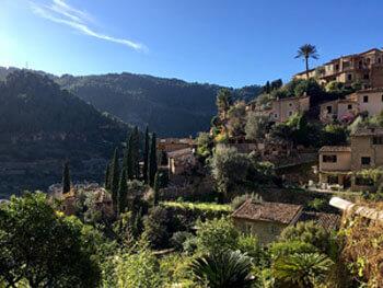 Espagne stage en hôtel__Deia