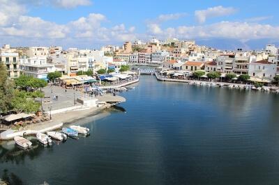Hotelpraktikum Griechenland Voulismeni See