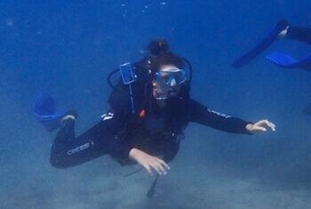 Plonger à Ibiza