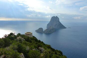 Prácticas hoteles Ibiza excursiónes