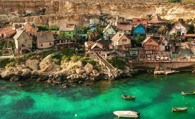 Stage all'estero retribuito Malta