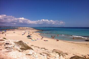 Stage les Baléares excursion Formentera