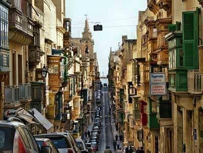 Stage retribuito Malta