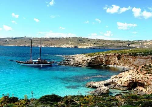 Stages à l'étranger Malte