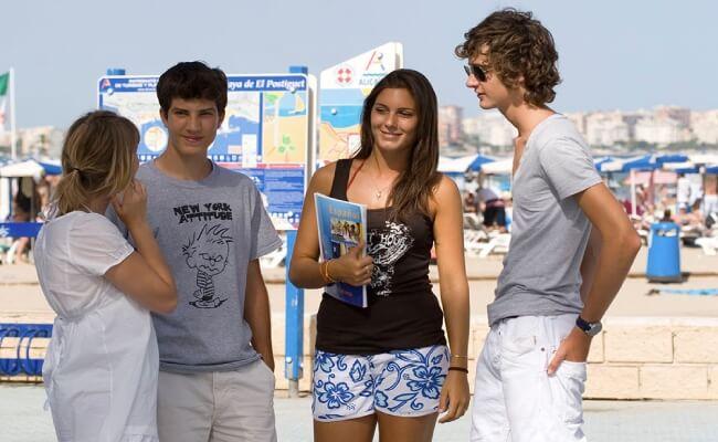 Cursos de idioma Español en España