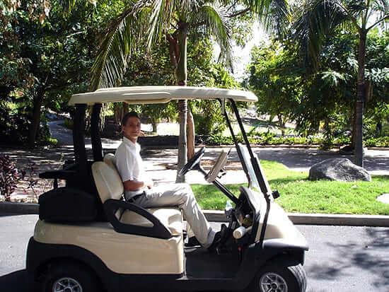 Golf_Caddy_offre de stage_annonce de stage