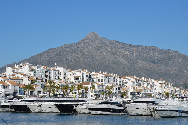 Hotelpraktikum in Marbella
