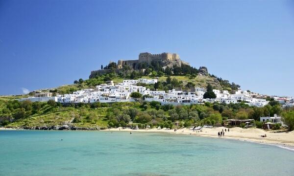 Praktikum Griechische Inseln