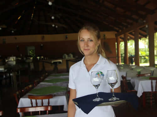 Restaurant and Bars_internship abroad europe_vacancies