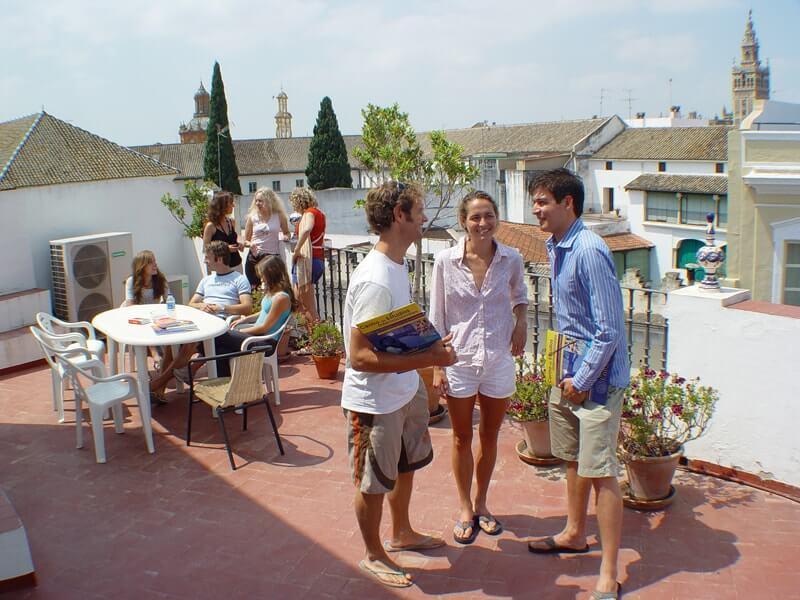 Sprachkurs Spanisch Sevilla