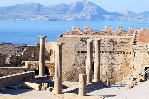 Stage rémunéré étranger Grèce