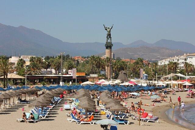 offres de stage obligatoire Espagne Marbella