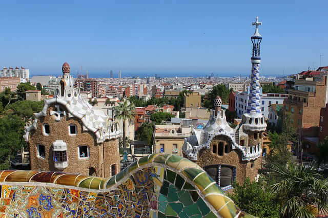 Barcelona language course