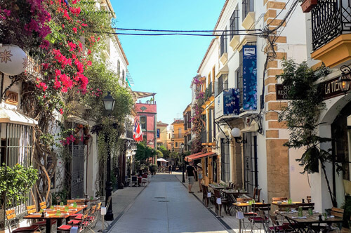 Corso di lingua spagnola Marbella