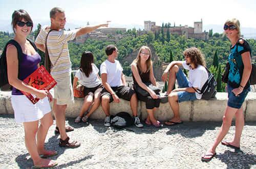 Cours de langue en Granada