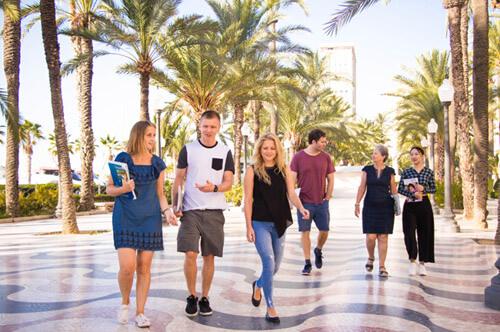Curso de español en Alicante