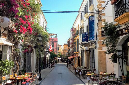 Curso de idioma españoñ Marbella