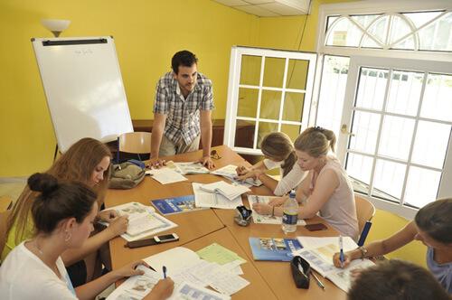 Language course Marbella