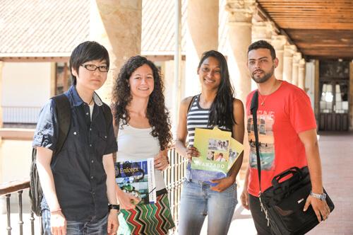 Language course Spanish Salamanca