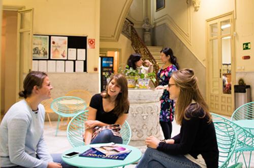 Language course Spanish Sevilla
