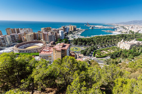 Language school Malaga