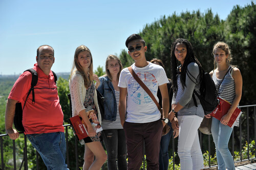 Madrid Spanish Course